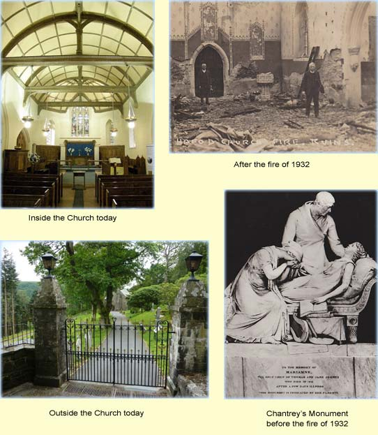 Photographs of Hafod Church